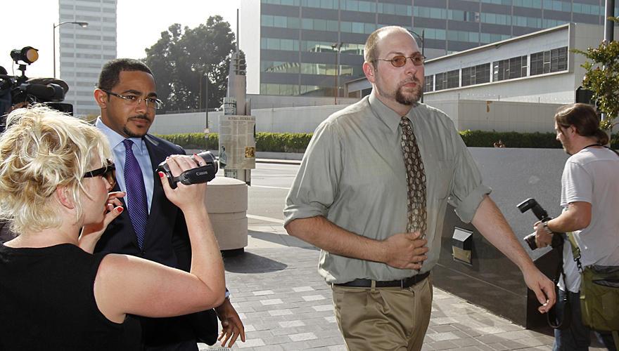 Rund ein Jahr lang hat der 35-jährige Christopher Chaney aus Florida die E-Mails von Hollywood-Stars ausspioniert und intime Fot