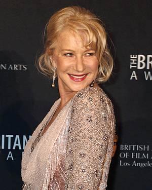"""2007 gewann Helen Mirren den Oscar für ihre Leistung in """"Die Queen"""". Das Alter bereitet der 66-Jährigen keine Sorgen: """"Mein Körp"""