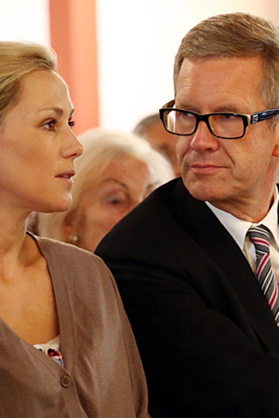 Bettina Wulff, Christian Wulff