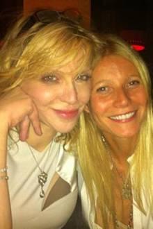 Courtney Love, Gwyneth Paltrow