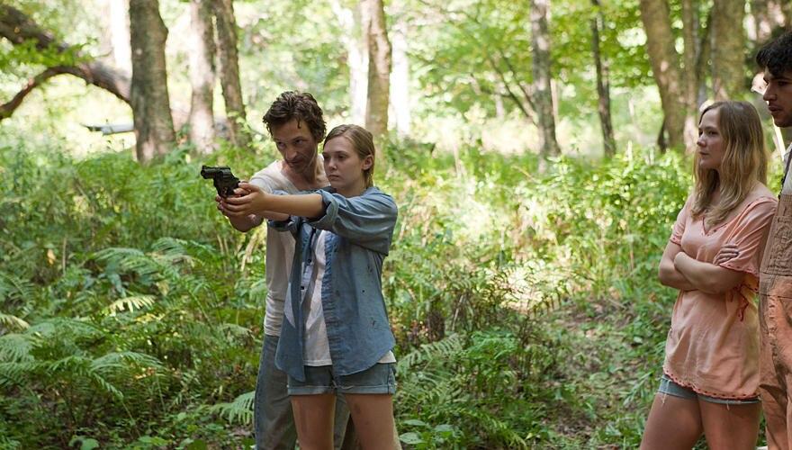 """Starkes Debüt: Der Psycho-Thriller """"Martha Marcy May Marlene"""" erzählt die Geschichte eines Mädchens, das einer Sekte entfliehen"""