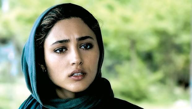 """Die Schauspielerin in dem Drama """"Alles über Elly"""". Der Film porträtiert die iranische Mittelschicht."""