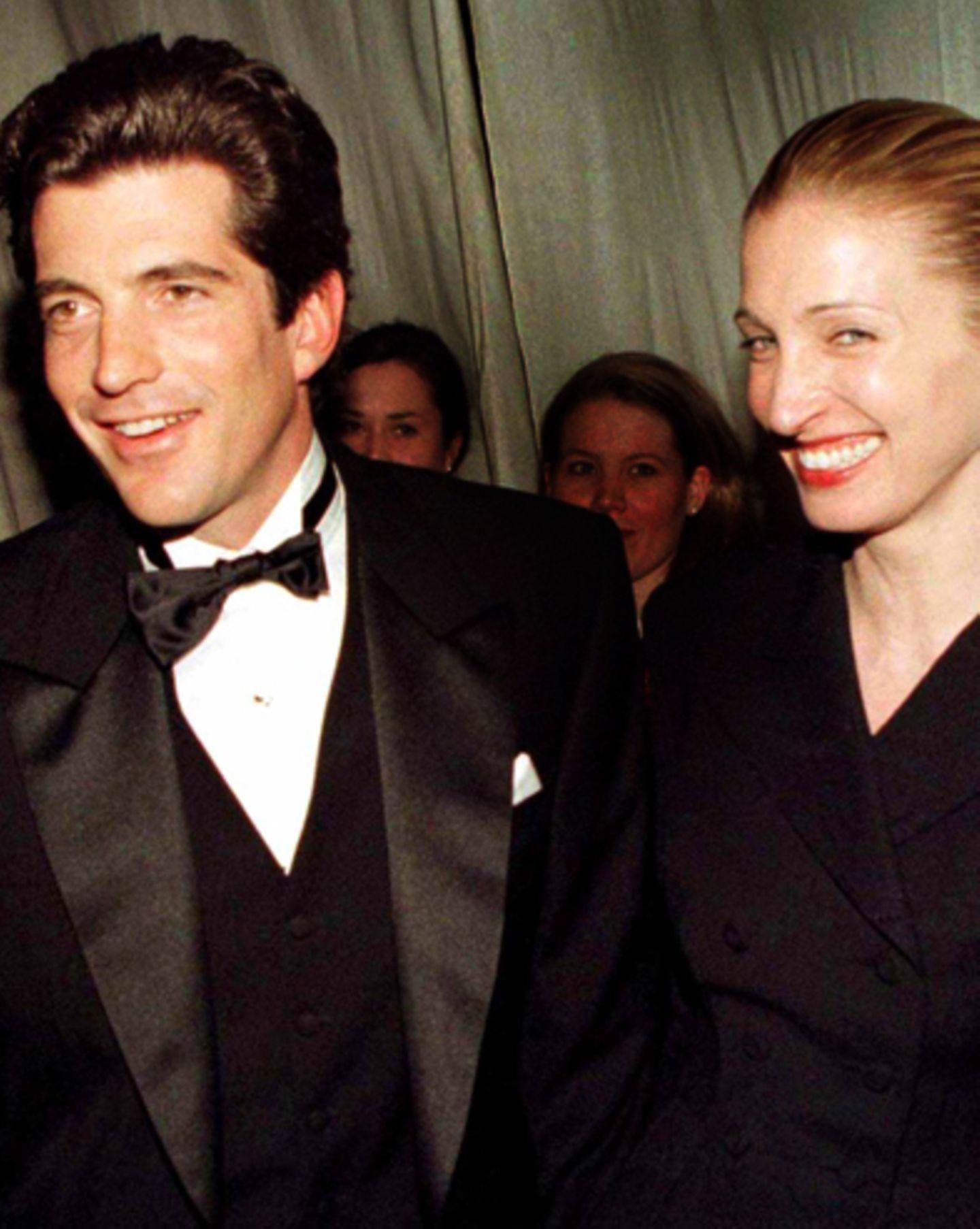 John Kennedy Junior und Carolyn Bessette