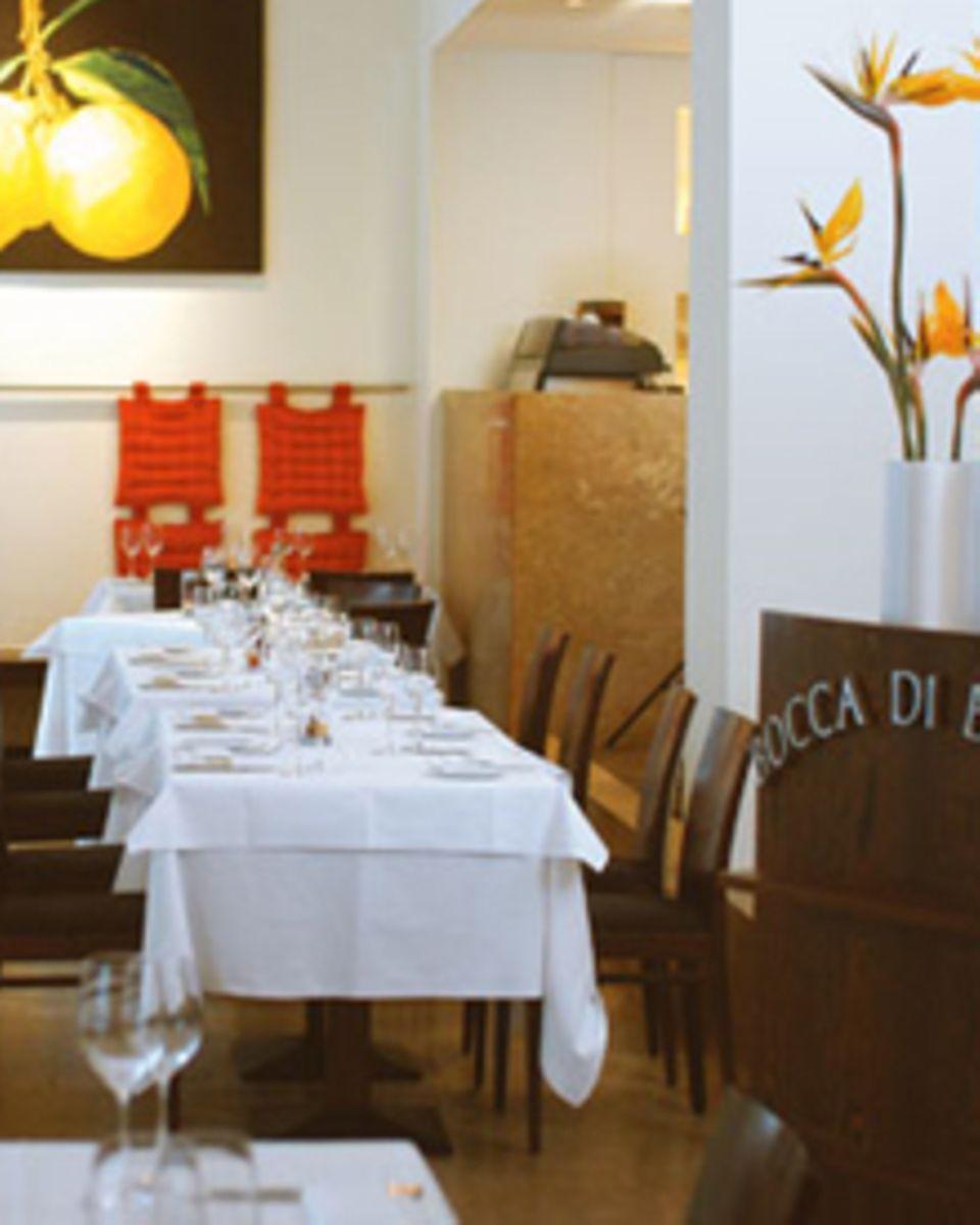 Für Pasta-Liebhaber: Bocca Di Bacco