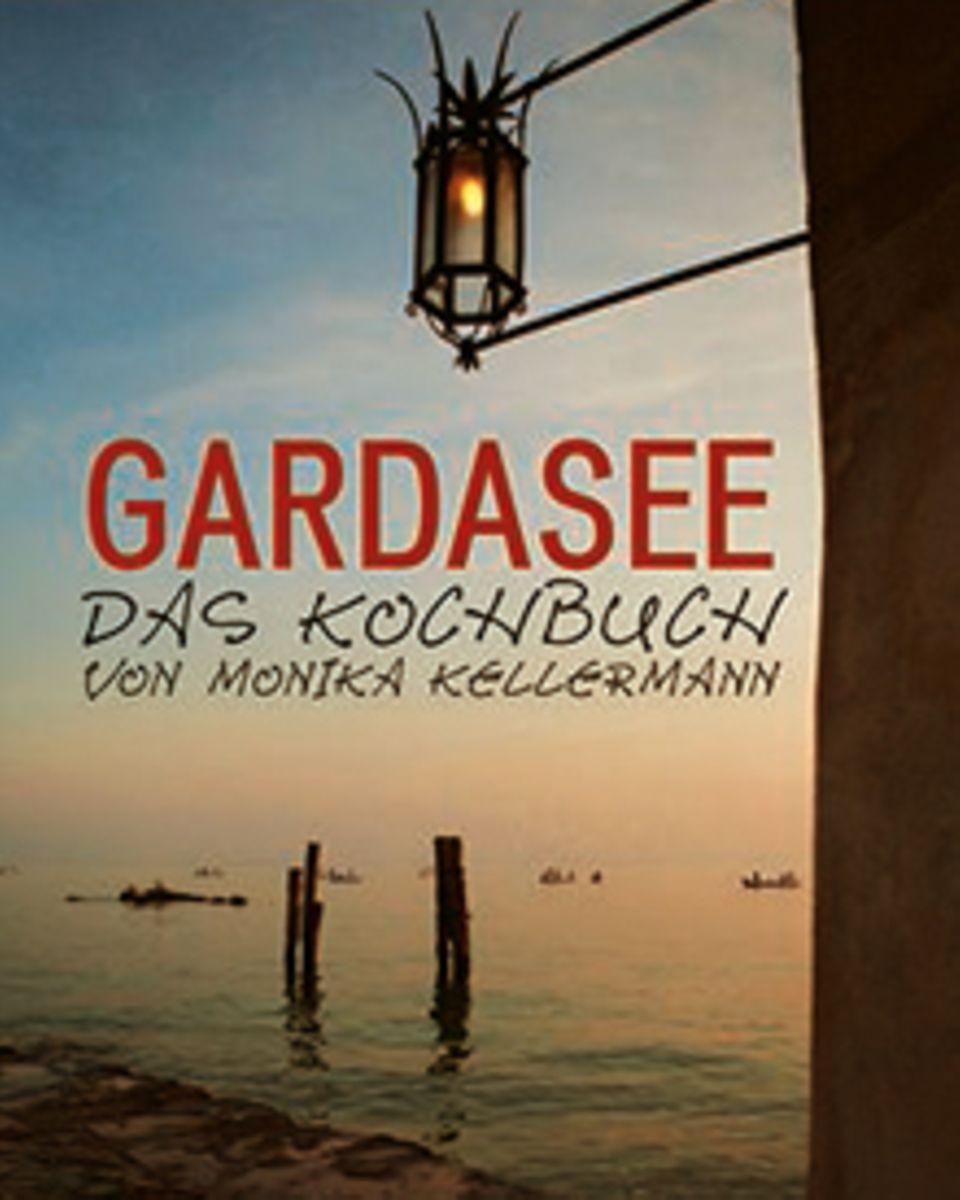 In Monika Kellermanns Buch finden sich neben 100 originellen Rezepten vom Gardasee auch Informationen zu regionalen Produkten, p