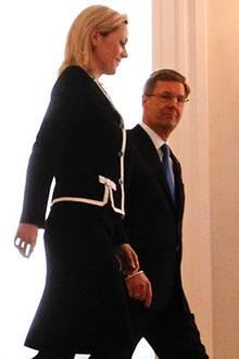 Christian und Bettina Wulff