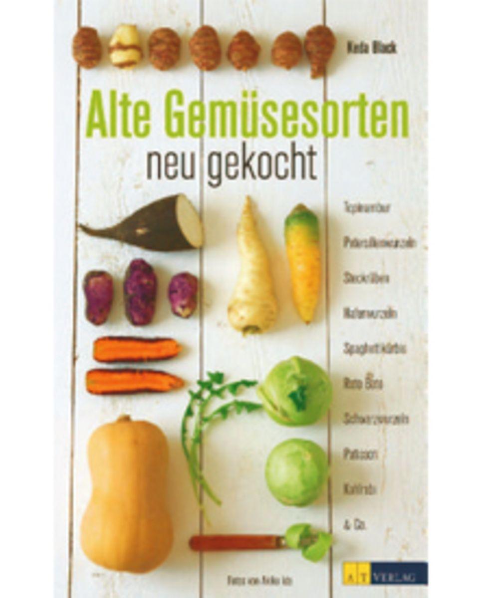 In über 100 Rezepten zeigt die Kochbuchautorin Keda Black, dass traditionelle Gemüse wie Schwarzwurzel, Steckrübe oder Topinambu
