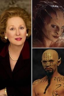 Make-up-Oskar - Meryl Streep