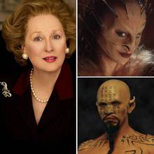 Make-up-Oskar - Meryl Streep
