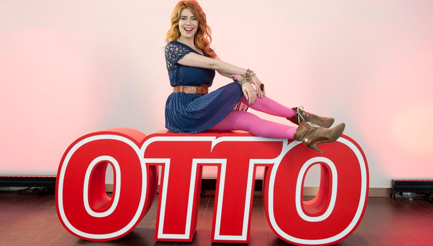 Palina Rojisnki ist Online-Presenterin von Otto.