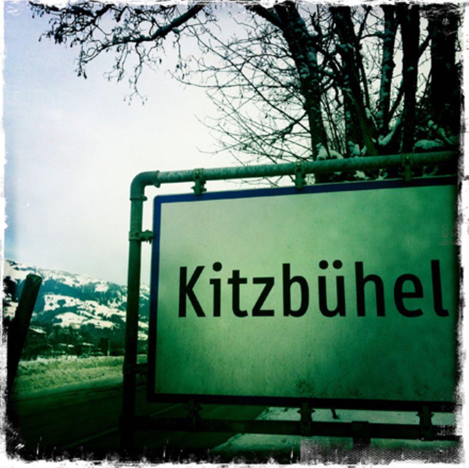 """""""Kitzbühel ist mein Zuhause, seit ich verheiratet bin."""""""