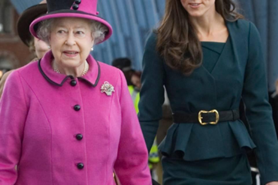 Queen Elizabeth, Catherine