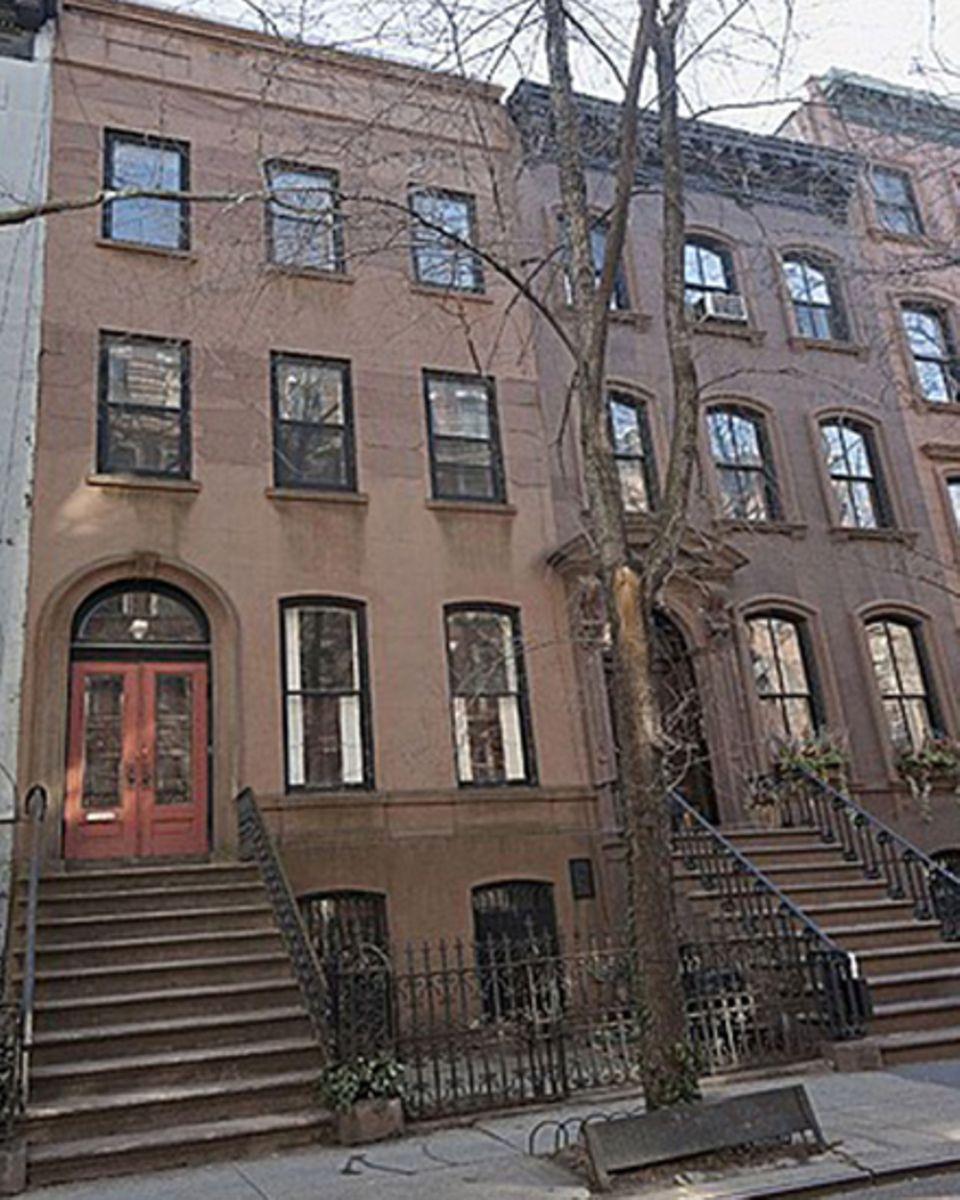 """64 Perry St. (links im Bild) ist die Adresse des Originalschauplatzes der ersten drei """"Sex and the City""""-Staffeln."""