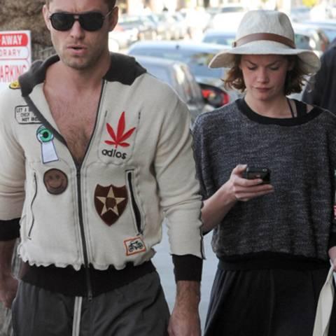 Jude Law, Ruth Wilson