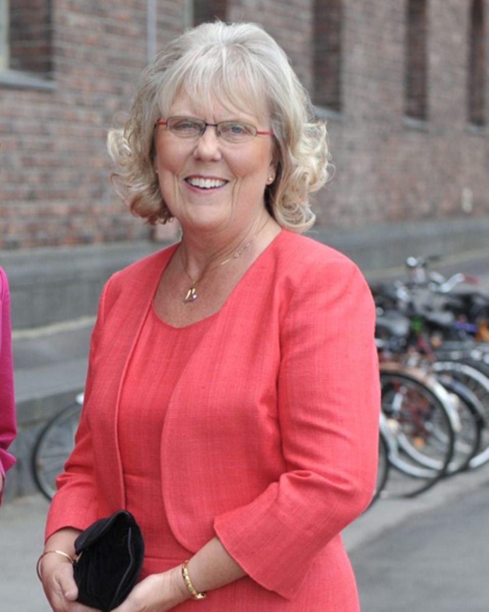 Die 65-jährige Elisabeth Zimmermann ist Estelles Kindermädchen. Sie kümmerte sich auch schon um Prinzessin Victoria und ihre Ges