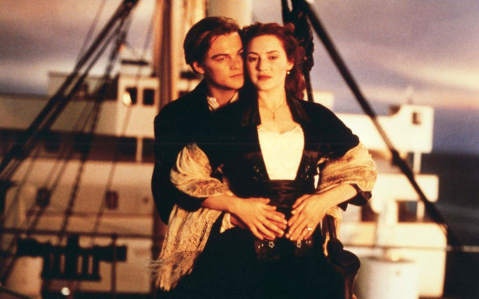 """""""ICH BIN DER KÖNIG DER WELT"""" - Die Dreharbeiten für """"Titanic"""" begannen im Sommer 1996. James Cameron hatte das """"unsinkbare Schif"""