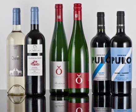 Bestellen Sie jetzt das exklusive Promi-Wein-Paket.