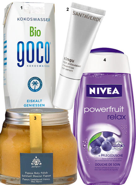 Auch Brasilianerinnen greifen zu Beauty-Produkten aus dem Regenwald.