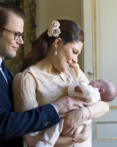 Daniel, Victoria, Estelle
