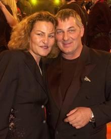 Heinz Hoenig mit seiner Frau Simone. Sie wurde nur 52 Jahre alt.