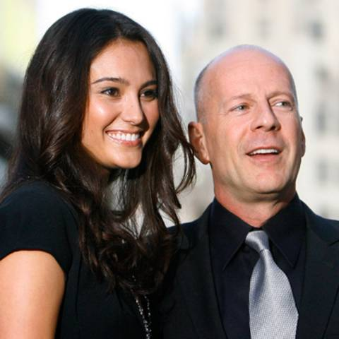 Emma Willis, Bruce Willis
