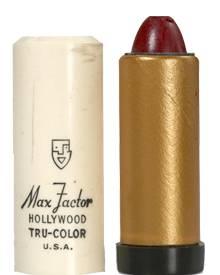 Der erste lang haftende Lippenstift kommt aus dem Hause Max Factor.