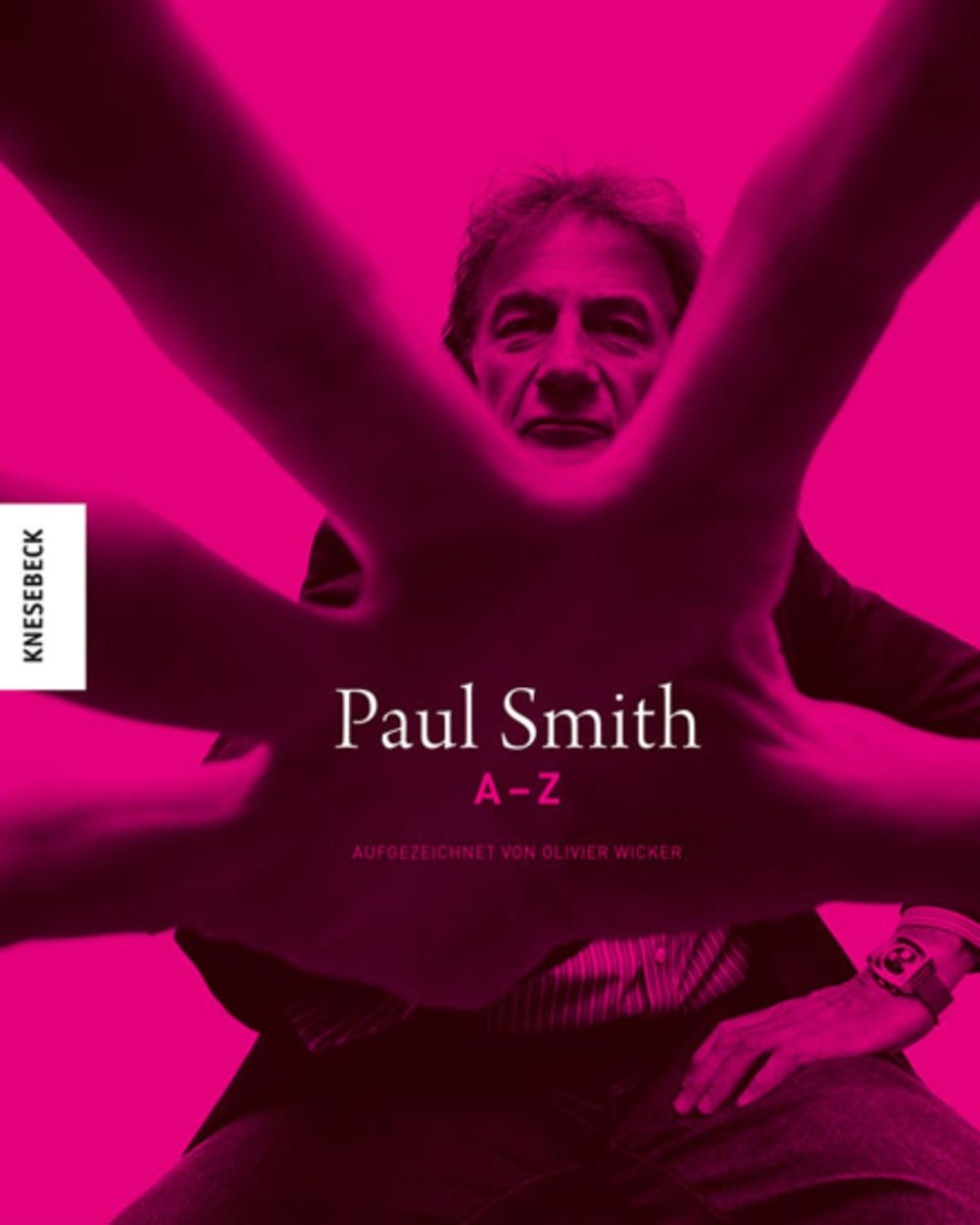 """Was den Designer inspiriert, zeigt das Buch """"Paul Smith A - Z"""" von Olivier Wicker (Knesebeck, 192 S., 29,95 Euro)"""