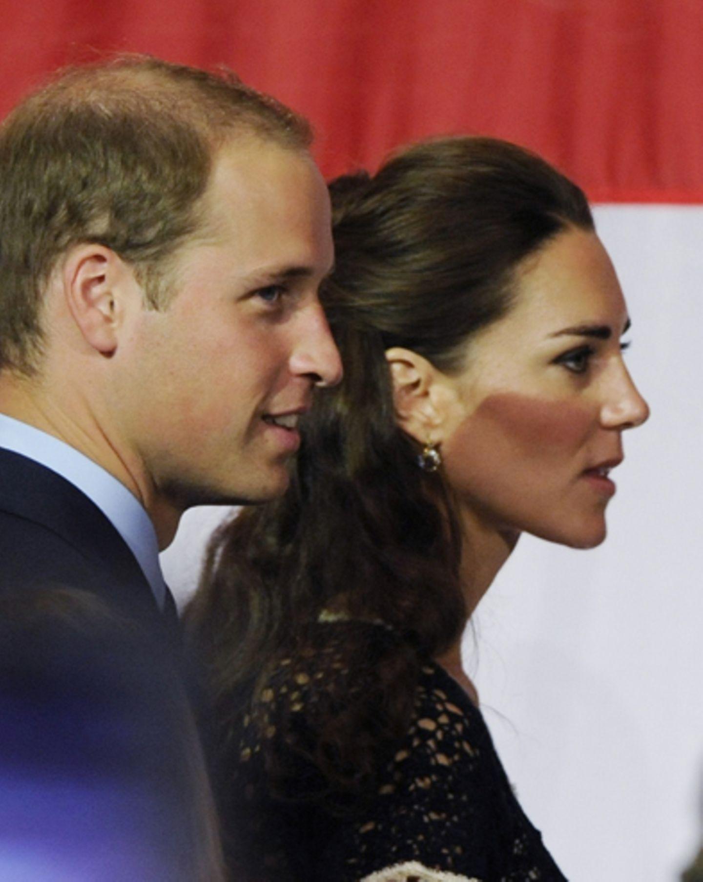 William und Catherine