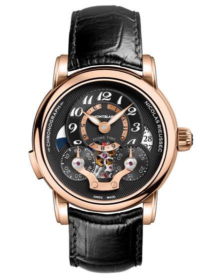 "Der ""Nicolas Rieussec Chronograph"" von Montblanc."