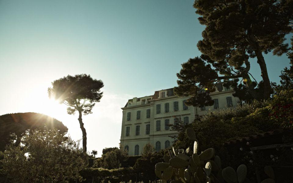 118 Zimmer zum durchschnittlichen Preis von 1200 Euro pro Nacht -während des Filmfestivals ist das Hotel restlos ausgebucht - ke