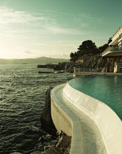 Hotel Du Cap - Eden Roc