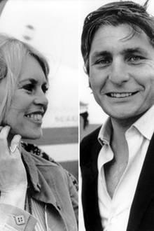 Brigitte Bardot und Gunter Sachs