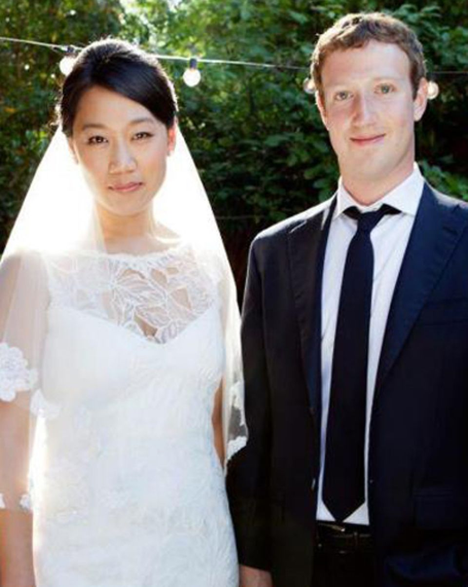 Mark Zuckerberg, Priscilla Chan