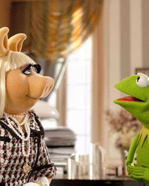 Miss Piggy, Kermit
