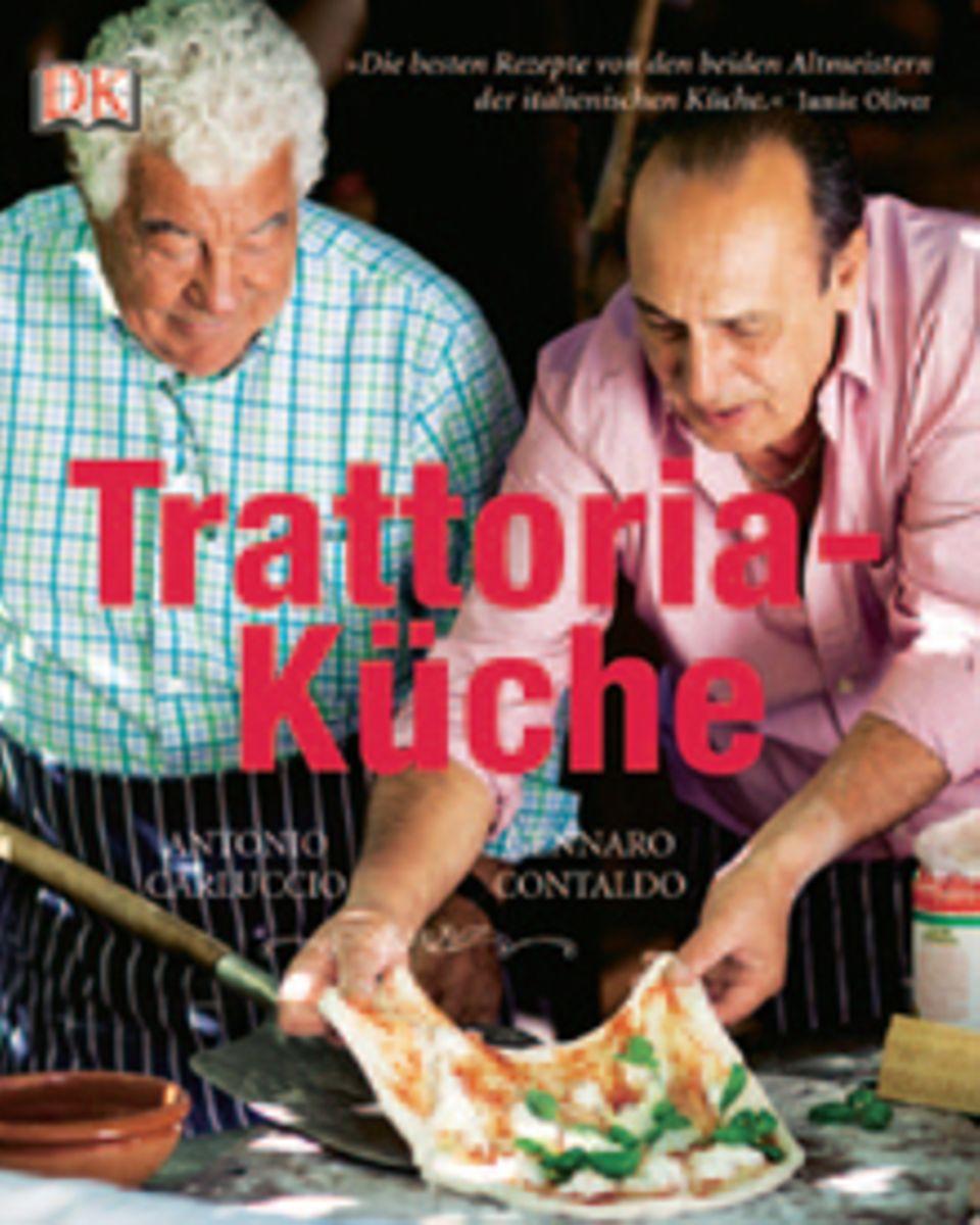 Antonio Carluccio und Gennaro Contaldo brachten unter anderem Jamie Oliver und Tim Mälzer die echte italienische Küche bei. Jetz