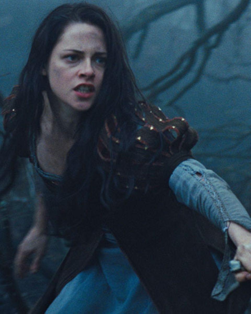 Kristen Stewart will ihre böse Stiefmutter besiegen.
