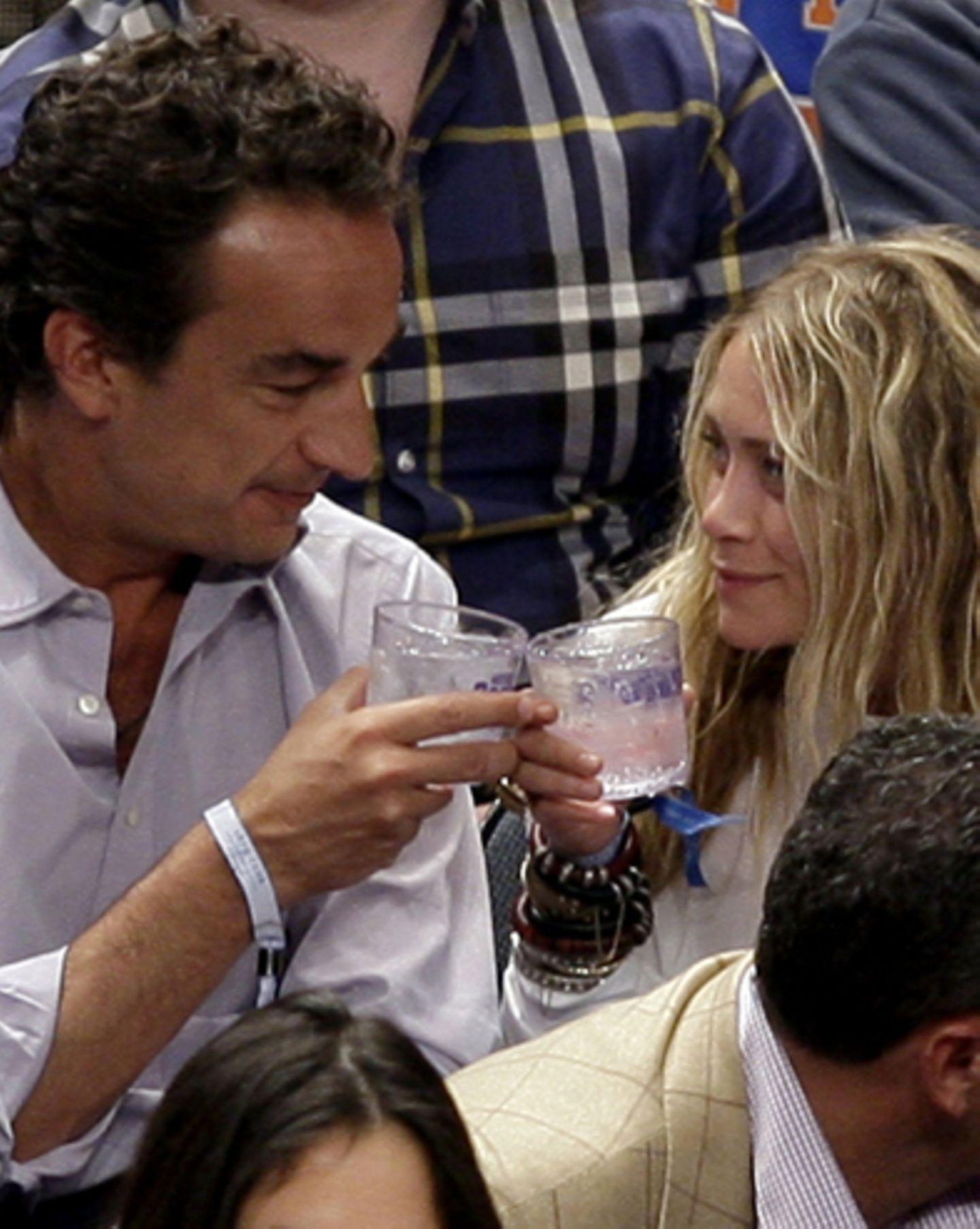 Olivier Sarkozy, Mary Kate Olsen