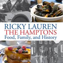 """The Hamptons - Food, Family and History"" von Ricky Lauren"