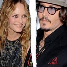 Johnny Depp, Vanesse Paradis
