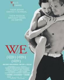 """Jetzt im Kino: """"W. E."""" über die Beziehung zwischen Wallis und Edward, die ihre Liebesbriefe mit den gemeinsamen Initialen unters"""