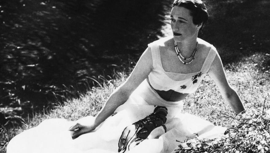 """Bis heute wird Wallis Simpson, Herzogin von Windsor, als ModeIkone gefeiert. Ihr Credo: """"Ich bin keine schöne Frau, kein Hinguck"""