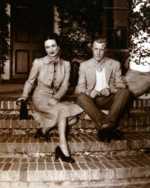 Nach ihrer Hochzeit 1937 trugen Wallis und Edward die Titel Herzogin und Herzog von Windsor.