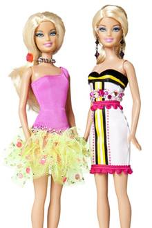 Barbie - Sylvie van der Vaart