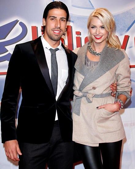 Sami Khedira, 25, und Lena Gercke, 24, sind ein echtes Hingucker-Paar.