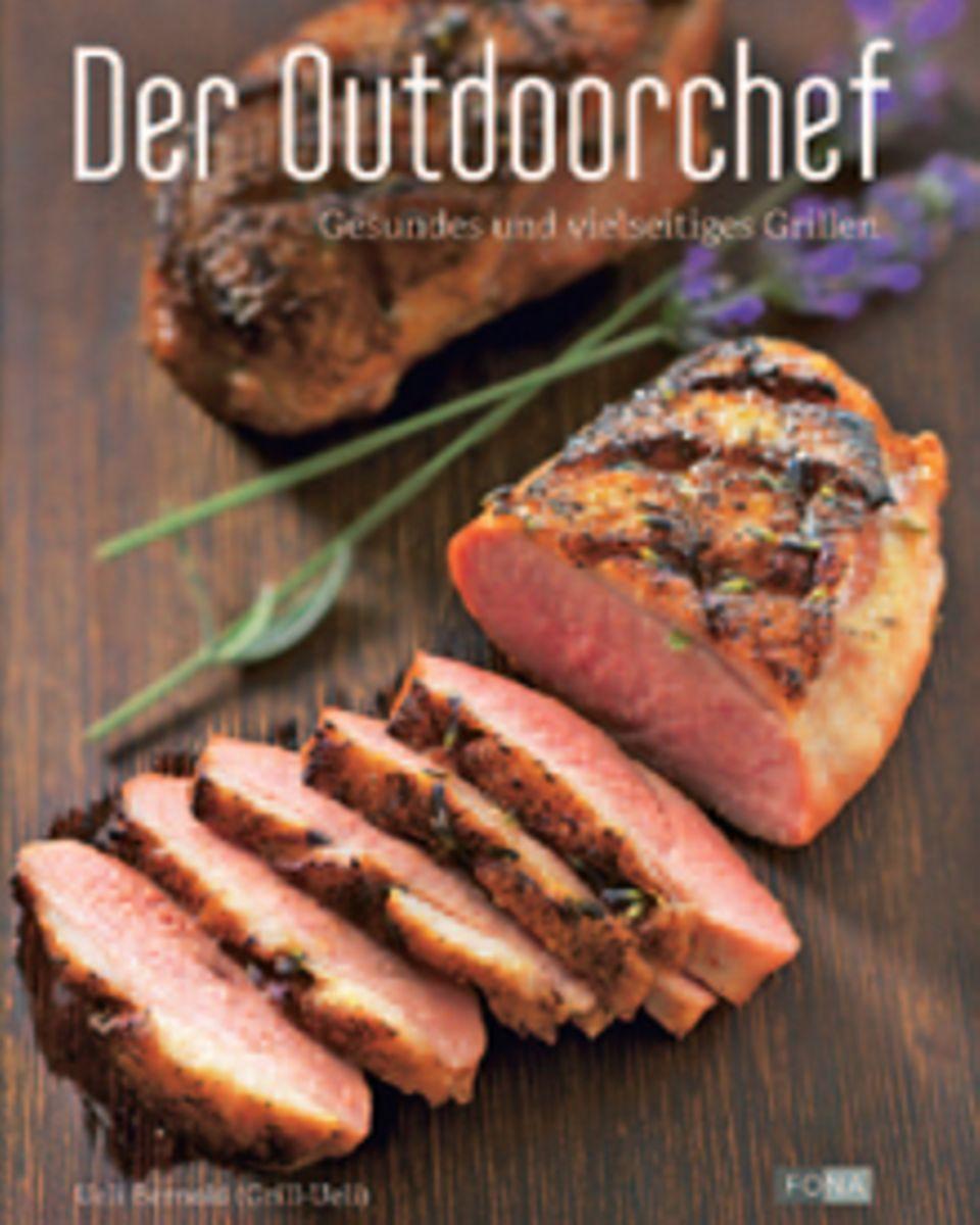 """Der Schweizer Ulrich Bernold ist Gründer der """"World Barbecue Association"""" und                                     in seiner Heimat eine Art Nationalheld am Grill. I"""