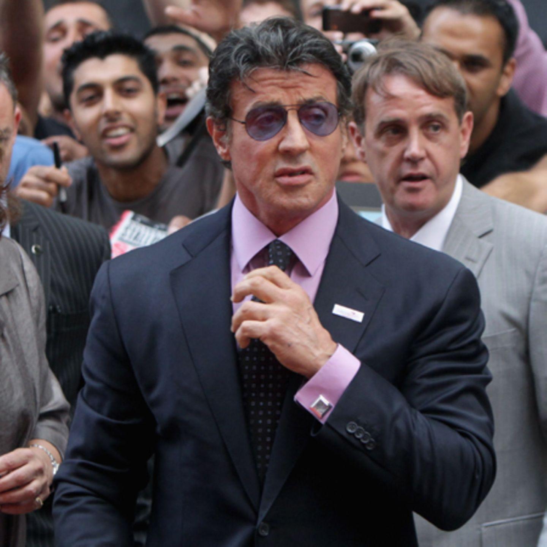 Sylvester Stallone Sohn