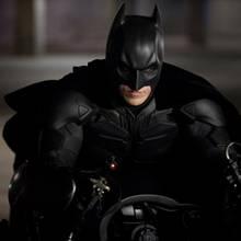 Christian Bale als Batman in 'The Dark Knight Rises