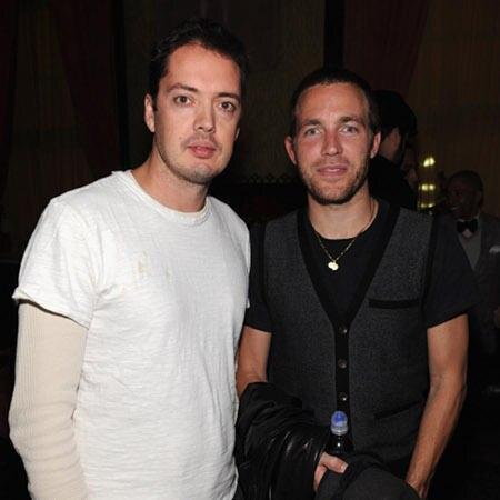 David Neville und Marcus Wainwright