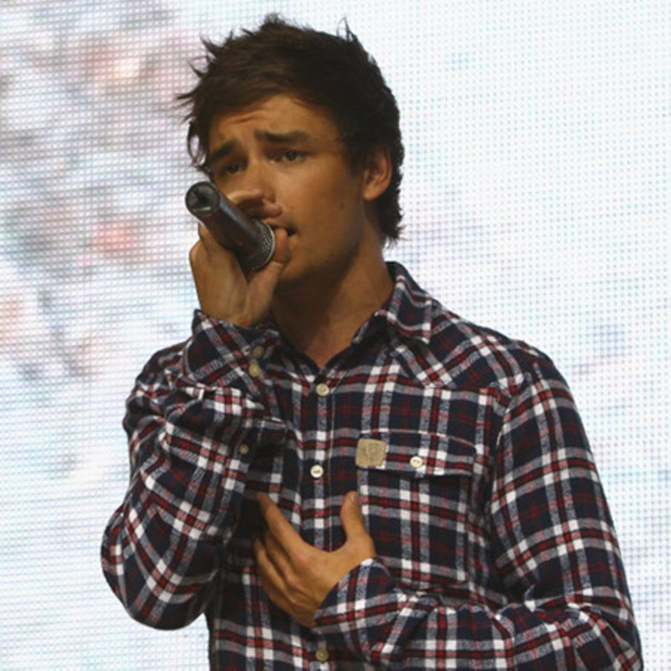 Liam Payne von 'One Direction'