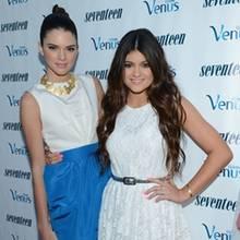 Kendall und Kylie Jenner